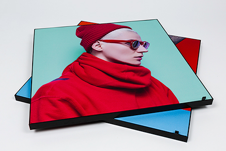 SEG Silicone Graphics Frames