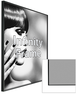 Infinity Frame with Print