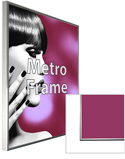 Metro Frame with Print