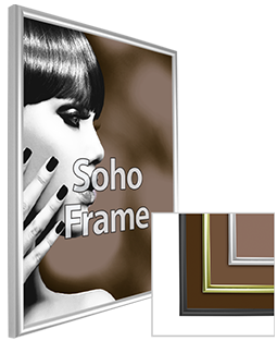 Soho Frame with Print
