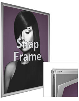 Snap Frame with Print