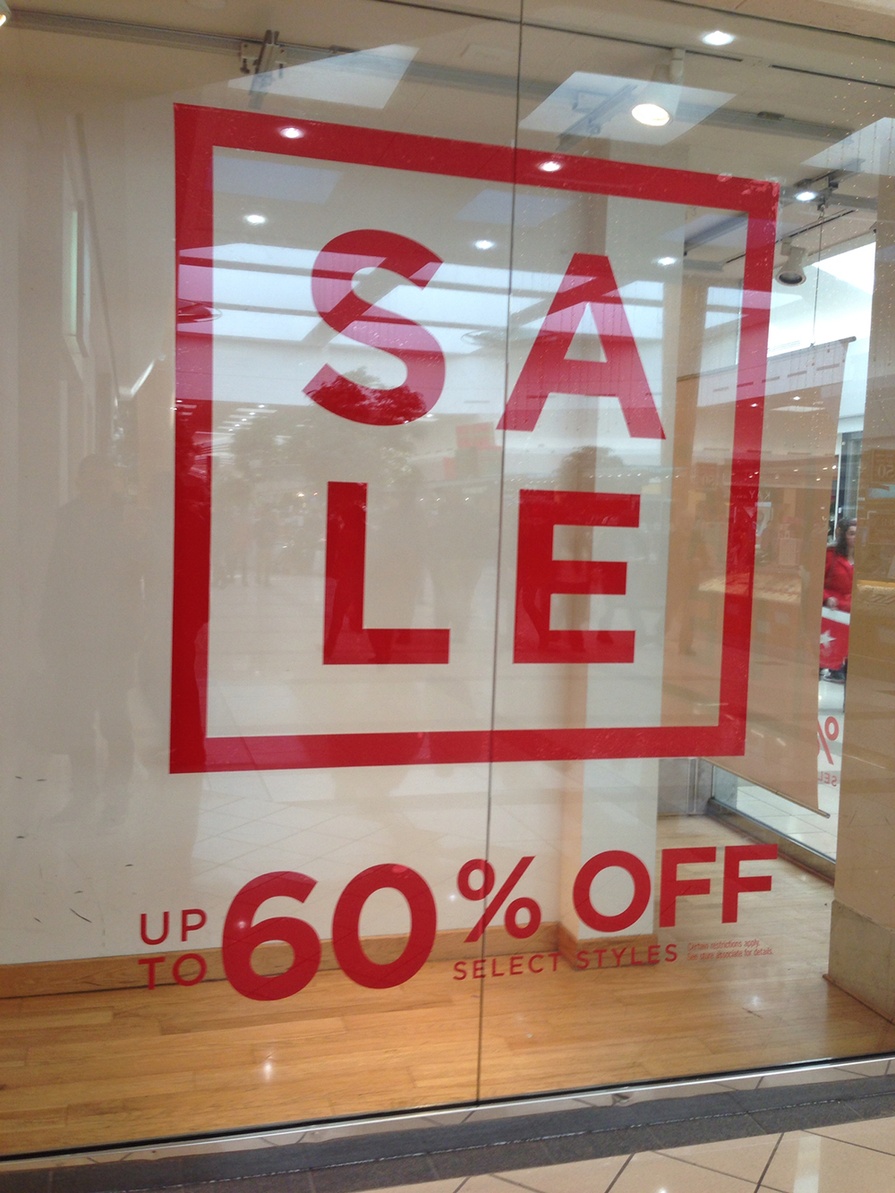 Window Signage Applications 40 Visuals