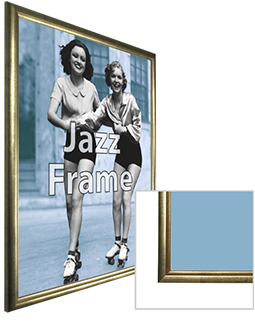 Jazz Frame with Print