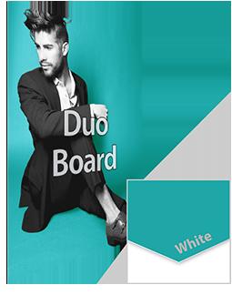 Printed Duo Board