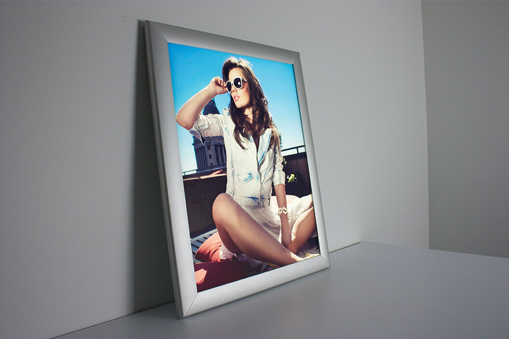 Printed And Framed Images For Interior Decor1