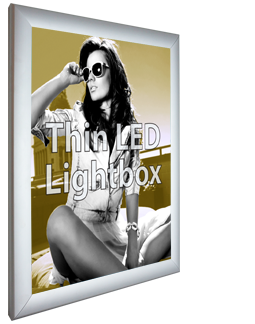 Thin LED Light Box