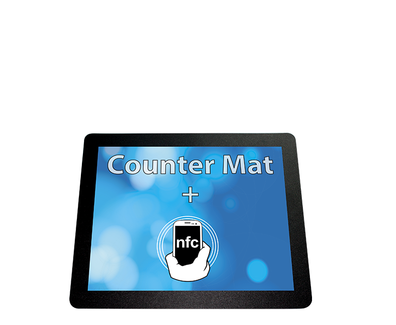 NFC Counter Mat