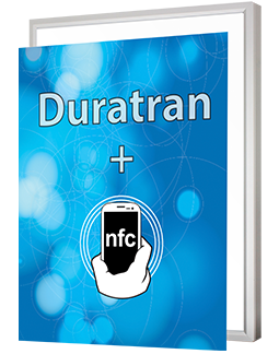 duratrans transparency backlit NFC light box