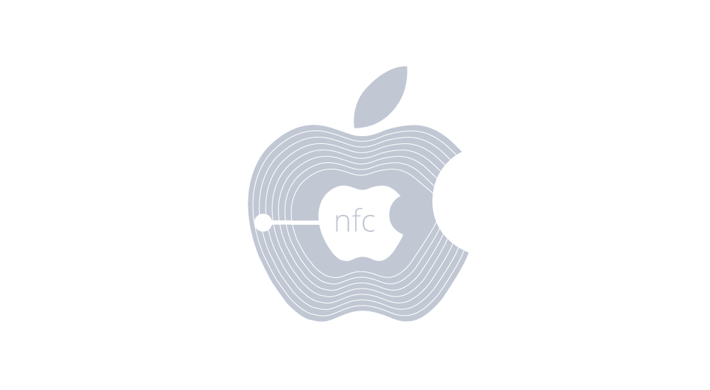 apple iPhone nfc logo