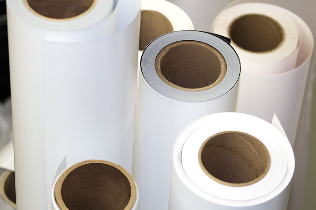 Printed-Media-Rolls