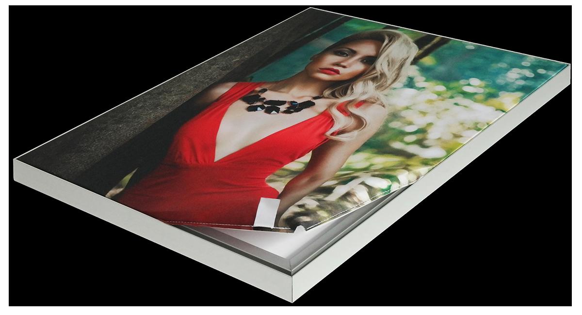 stretch fabric framing fabric signage edgeless frameless