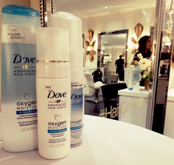 Dove Salon Event Mirror Ultra Clear Cling