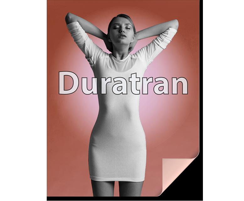Duratrans Transparency Backlit Signage