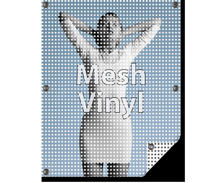 Mesh Vinyl Banner 40 Visuals