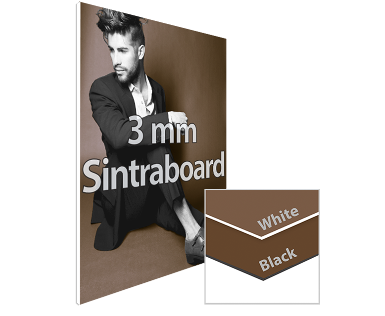 3mm Sintra Board Print
